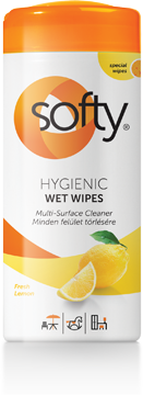 Softy Hygienic Wet Wipes