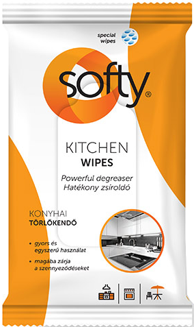 Softy Universal Wet Wipes
